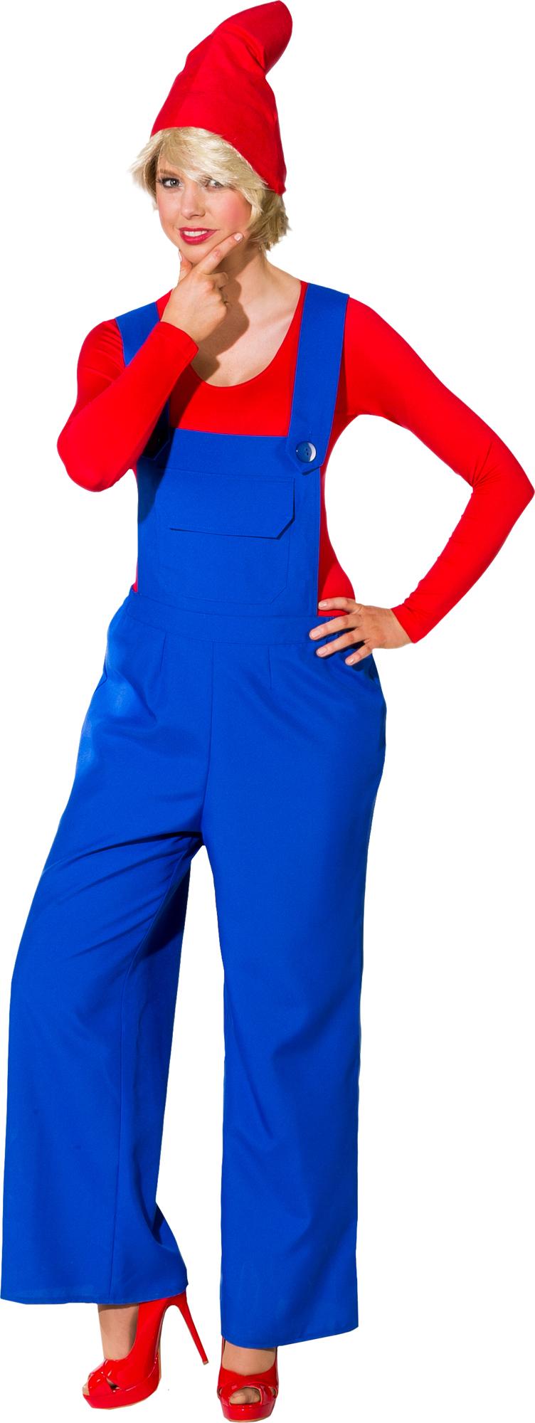 auf großhandel 2019 am besten exquisiter Stil Latzhose blau Damen u. Herren - Karnevalsshop Bastian