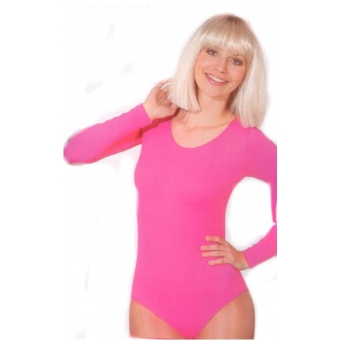Body Luxe Langarm Farbe pink S/M