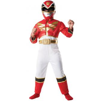 Red Power Ranger ´Megaforce´ Kind