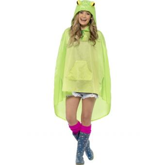Poncho Party Frosch