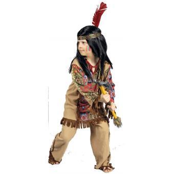 Indianer Little Indian Jungenkostüm