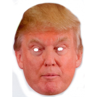 Maske Donald Trump - Face Mask