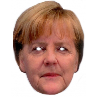Maske Angela Merkel - Face Mask