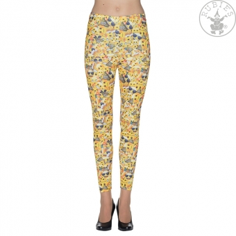 Leggings emoji - Smiley   Erwachsene