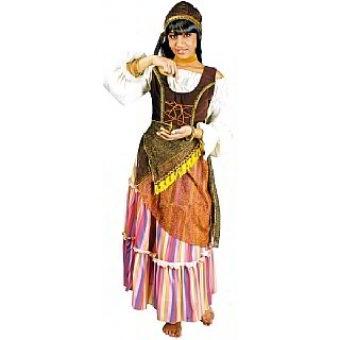 Kleid Gypsy - Queen