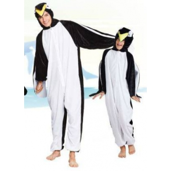 Tieroverall Pinguin Jugend